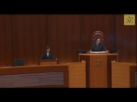 Council meeting (2017/10/12) - The Chief Executive's Question and Answer Session