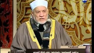 بالفيديو..هاشم: الإخوان استحلوا ما حرم الله.. وفسروا القرآن على أهوائهم