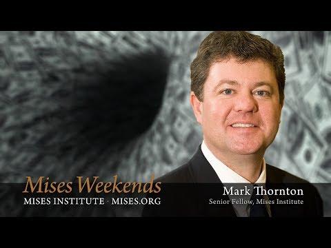 Mark Thornton Explains Our Fake Economy