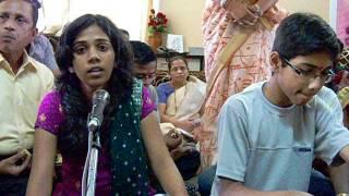 Shri Pant Maharaj Balekundri_ Bhajan_Tanvi Sagvekar