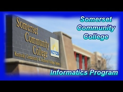 Somerset Community College Informatics Program