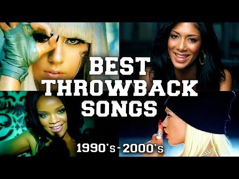 Top 100 Best Throwback Songs of the 1990s  2000s