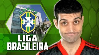 Times brasileiros SE UNEM para organizar a Liga Brasileira de Futebol, EITA