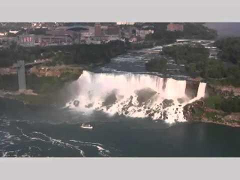 Homework Video - Niagra Falls, Canada