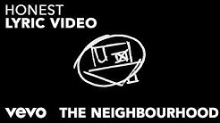 The Neighbourhood - Honest (Lyric Video)