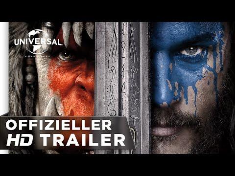 Warcraft: The Beginning - Trailer deutsch / german HD - YouTube
