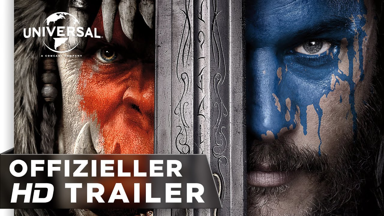 Warcraft Film Trailer Deutsch