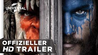 Warcraft: The Beginning - Trailer deutsch / german HD