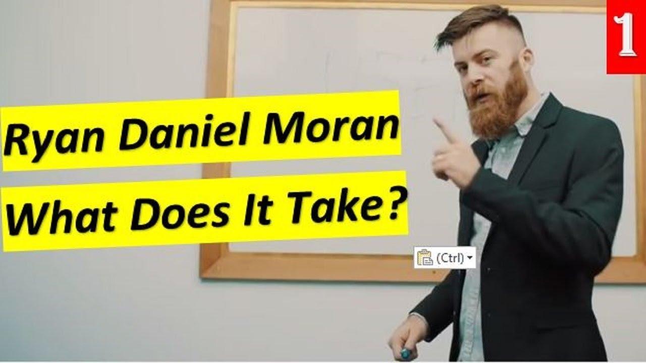 What Does It Take?   Ryan Daniel Moran Interview (Austin, TX 2019)