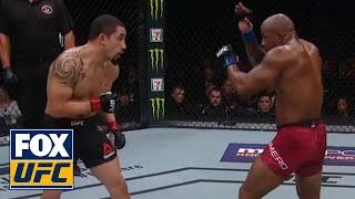 Robert Whittaker vs Yoel Romero fight recap   ANALYSIS   UFC 225