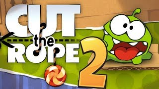 Cut the Rope 2 Walkthrough: Forest Levels 6 - 10