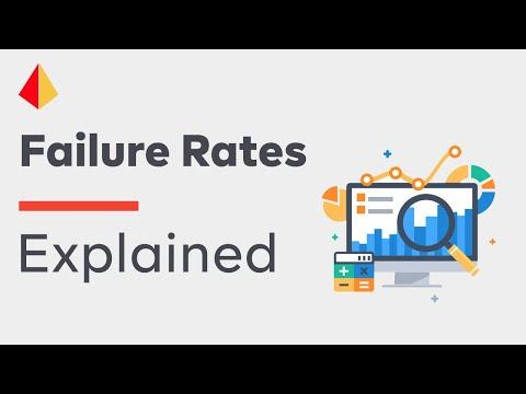 Comparing Failure Rate Data