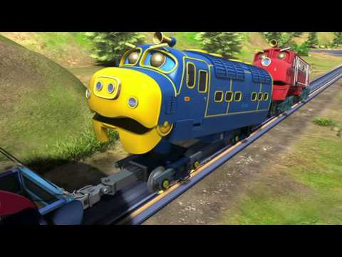 Chuggington  One, Two, Three, Push US