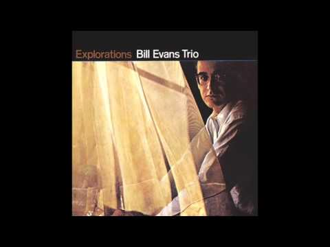 Bill Evans - Explorations (1961 Album)