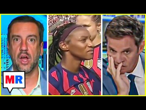Fox News Spews Fake Outrage Over Debunked U.S. Women's Soccer Team Controversy