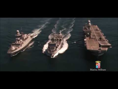 ♕ Qatari Italian naval maneuvers Navy forces Power ♕