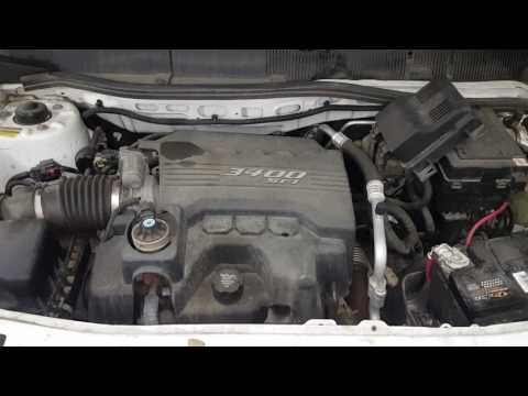 DC0242 - 2008 Chevy Equinox LT - 3.4L Engine