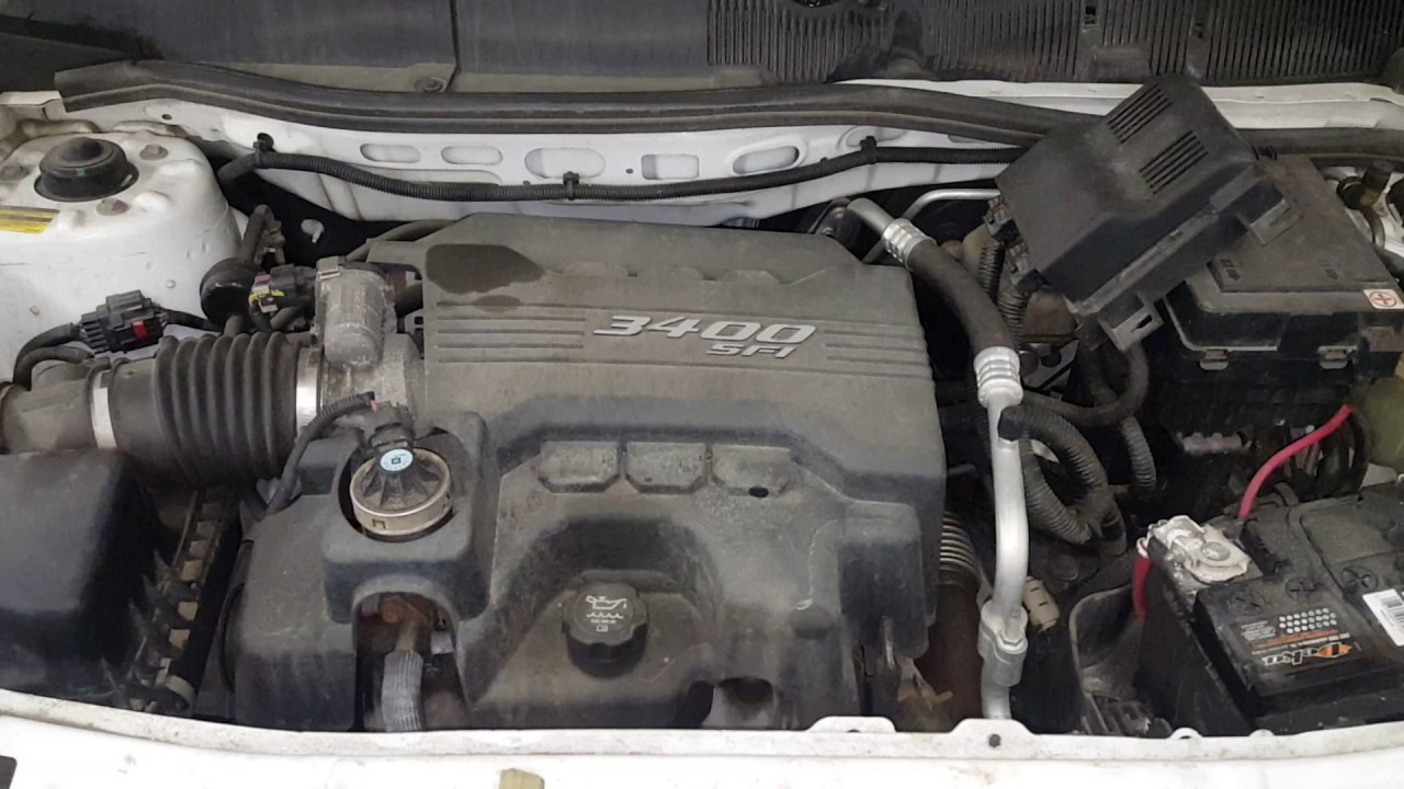 DC0242  2008    Chevy    Equinox LT     3      4L       Engine     YouTube