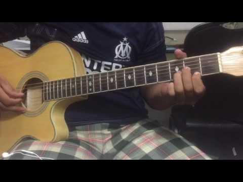 WANITA TERAKHIR - FATTAH AMIN (guitar intro)