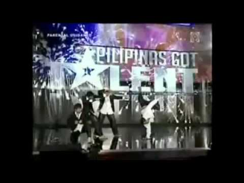 Pilipinas Got Talent Audition-Velasco brothers