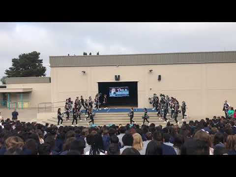 Santiago R.A.D. Week 1st Cheer Performance Of 2019