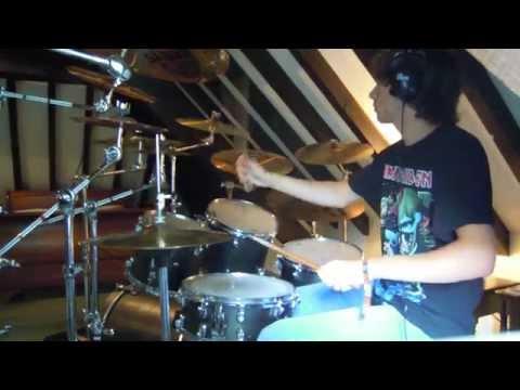 Insomnium - Ephemeral - Drum Cover