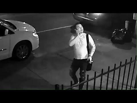 Surveillance: Sunset Park Brooklyn Rape Suspect