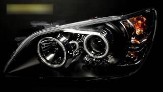 Тюнинг фары Лексус 200   Headlights Lexus IS 200
