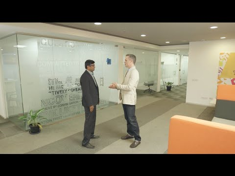 KPMG Global Services - Helping Clients with Data Security with Accessibility