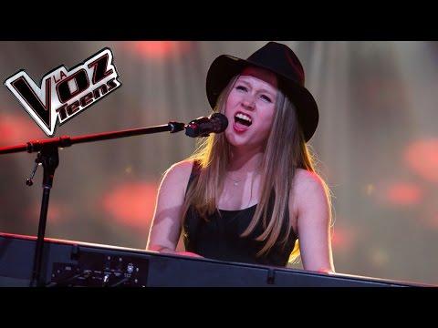 Nikki canta 'Creep'  Audiciones a ciegas   La Voz Teens Colombia 2016