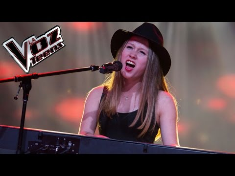 Nikki canta 'Creep'| Audiciones a ciegas | La Voz Teens Colombia 2016