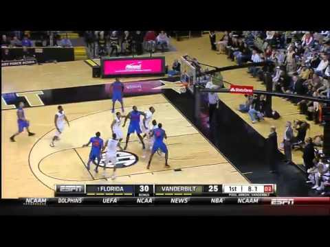 02/25/2014 Florida vs Vanderbilt Men