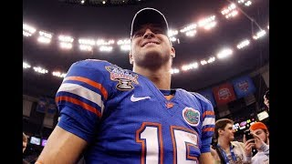 Tim Tebow's UNFORGETTABLE Final Game 💯