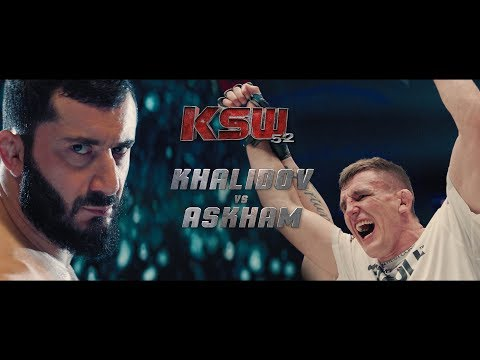 KSW 52: Mamed Khalidov vs Scott Askham