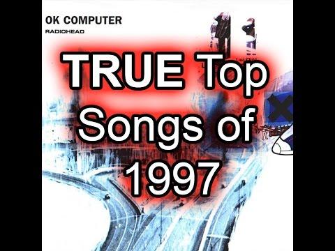 The TRUE Top 50 Songs of 1997 - Best Of List