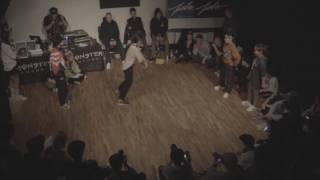 BREAK BREATH VOL.2 BGIRL BATTLE | TOP 8  FRESH BELLA & HANDA vs MONO & YEWON