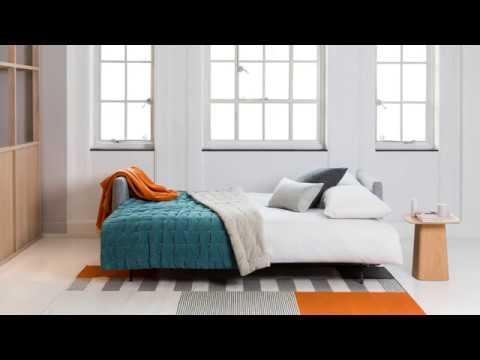 Oswald Sofa Bed - YouTube