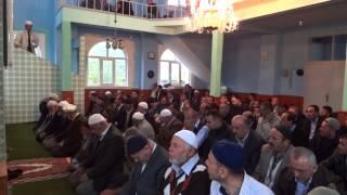 kurban bayram namazı.2012