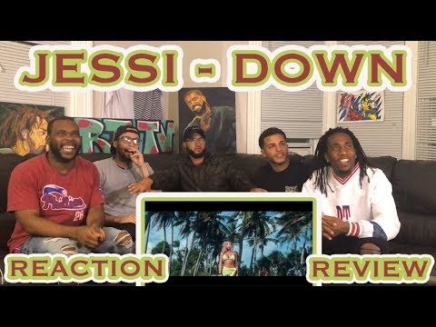 [MV] Jessi(제시) _ Down REACTION/REVIEW