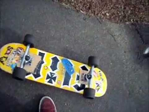 How To Put Longboard Trucks On A Skateboard