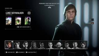 'LIVE' Blast Star Wars Battlefront 2