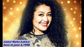 Neha Kakkar Lifestyle, Net Worth, Family, Professions,boyfriend,salary ||abc d