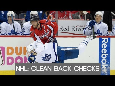 NHL: Clean back checks