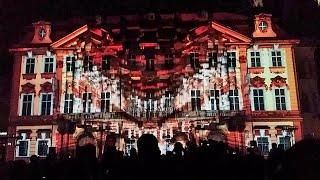 Videomapping - SIGNAL Festival / Prague 2014