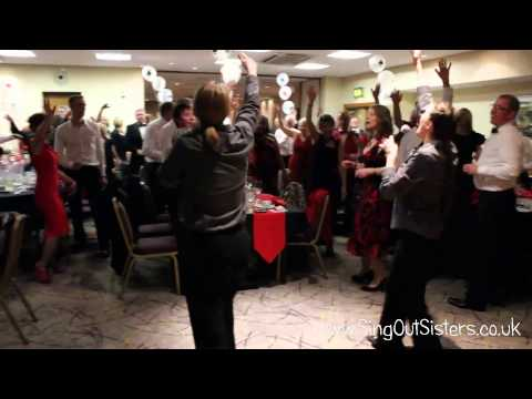Sing Out Waitresses & Waiters - promotional video (SOS)