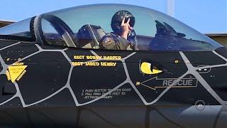 USAF F-16 Viper Demo Team Adapts To COVID-19 Hampered Season • Shaw AFB, SC