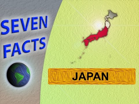 7 Facts about Japan