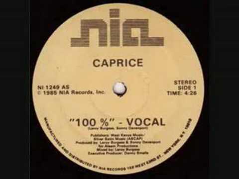 Caprice - 100%