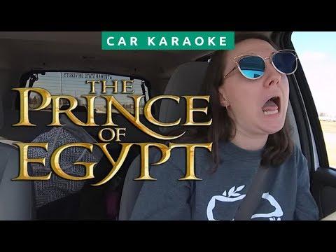 The Prince of Egypt | Car Karaoke