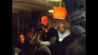 "Dave Hause ""Pray for Tucson"", Ramones Museum 2012"